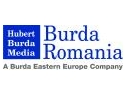 PREMIERA IN ROMANIA DE LA HUBERT BURDA MEDIA!