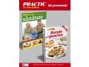 PRACTIC SANATATE si BUCATE PRACTICE - noua carte de bucate, ambele de la Burda Romania
