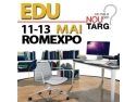 solutii educationale. Afla, testeaza si compara cele mai competitive oferte educationale la EDU 2012! 11 - 13 mai, ROMEXPO
