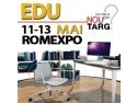 13 mai. Afla, testeaza si compara cele mai competitive oferte educationale la EDU 2012! 11 - 13 mai, ROMEXPO