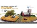 Agricultura romaneasca la vremea bilantului. La ROMEXPO incepe INDAGRA!