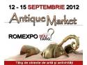 ANTIQUE MARKET – o fabuloasa calatorie in timp, editia a VII-a, 12 – 15 septembrie, ROMEXPO