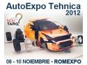 Autoexpotehnica. AUTOEXPOTEHNICA - Expozitie de componente auto si accesorii, 08 – 10 noiembrie 2012, ROMEXPO