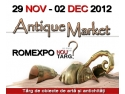 Antique Market. Cadouri unicat, obiecte de arta, exponate vintage si de colectie  la ANTIQUE MARKET (29 noiembrie - 02 decembrie, ROMEXPO)