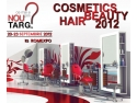 Septembrie 2012. Cosmetics Beauty Hair 2012, 20 - 23 Septembrie