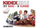Kidex. De 1 iunie te asteptam sa serbezi Ziua Copilului la KIDEX!
