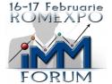 Forum IMM - Solutii pentru IMM-uri se amana!