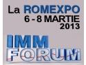 Aranjamente 8 martie. IMM FORUM,  06 - 08 martie 2013