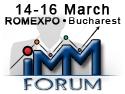 forum. IMM Forum 2012  Un eveniment de succes destinat stimularii mediului de afaceri din Romania