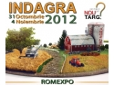 expo 2012. INDAGRA, ALIMENTA, EXPO DRINK&WINE si ALL PACK 2012 -  Un bilant peste asteptari.