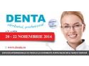 medicina. La ROMEXPO incepe DENTA – trei zile pentru medicina dentara