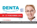 gheata carbonica in medicina. La ROMEXPO incepe DENTA – trei zile pentru medicina dentara