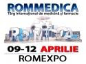 Rommedica. Medicina viitorului la ROMMEDICA, intre 9 si 12 aprilie la ROMEXPO