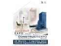 Peste 200 de companii înscrise deja la cel mai important eveniment internaţional al anului dedicat construcţiilor şi amenajărilor interioare