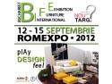 mobila sifonier. Romexpo si Asociatia Clubul Roman de Mobila va invita la targul de mobila BIFE 2012