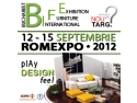 Romexpo si Asociatia Clubul Roman de Mobila va invita la targul de mobila BIFE 2012