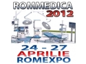 farmacie. ROMMEDICA 2012 Expozitie internationala dedicata specialistilor din sectorul medical si farmaceutic