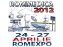 medicina naturista. ROMMEDICA 2012 Expozitie internationala dedicata specialistilor din sectorul medical si farmaceutic