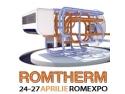 ROMTHERM 2012 Expozitie internationala pentru echipamente de incalzire, racire si de conditionare a aerului