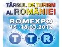 superbrand al romaniei. Surprize si premii atractive la Targul de Turism al Romaniei 15 - 18 martie 2012