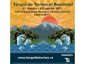 agent de turism. Targul de Turism al Romaniei 2011 la cea de-a XXV – a editie