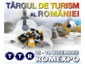 TARGUL DE TURISM AL ROMANIEI si ROMHOTEL, intre 15 - 18 noiembrie 2012, la ROMEXPO
