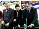 echipamente volei. Tehnologii şi echipamente inovatoare au fost prezentate la ROMENVIROTEC, ediţia 2012