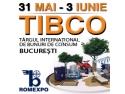 TIBCO 2012, Targul intregii familii 31 mai – 03 iunie Romexpo, Bucuresti