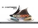 Toamna se numara tendintele in moda - la MODEXPO 2013!