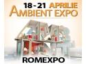 Transforma-ti casa intr-o super casa Decoratiuni, design, mobilier, sfaturi, idei – doar la AMBIENT EXPO  intre 18 si 21 aprilie la ROMEXPO
