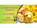 aranjamente florale 1 martie. 1 martie si 8 martie cu www.emeraldgraden.ro