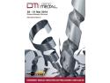 metal. Demo Metal da tonul industriei de prelucrare a metalelor intre 28 si 31 mai 2014 la Romaero Băneasa
