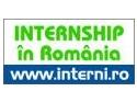 'Internship in Romania' pentru companii, instituii si ONG-uri