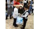 ajutor umanitar. 300 de copii nevoiasi au primit cadouri in campania umanitara de Craciun