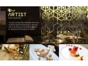 "creative core evolution. Restaurantul the ARTIST a lansat meniul de primavara …""the natural (r)evolution"""