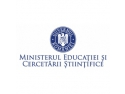 Comunicat de presă privind concursul pentru ocuparea posturilor de director şi director adjunct în învăţământul preuniversitar