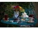 """la ceai cu ursuletii. Ceainăria Infinitea la 4 ani de existență: """"Lumea ceaiului e lumea noastră"""""""
