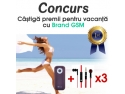 website pentru smartphone. Concurs Power & Sound - BrandGSM