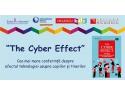 """Peste 700 de părinți și profesori au fost alături de Dr. Mary Aiken, expert mondial în cyberpsihologie, în cadrul conferinței """"The Cyber Effect"""". esdu 2013"""