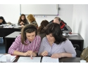 curs manager proiect brasov. Participantii lucreaza la implementarea proiectelor proprii