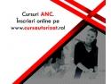 Inscrieri online la cursuri autorizate in Iasi!