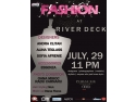 river deck. fashion fridays 29 iulie