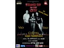 Stand Up Comedy Bucuresti vineri. STAND UP COMEDY LA SEVERIN