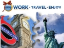 au pair. BRGwork travel enjoy
