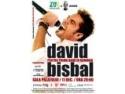 David Contant. BILETE EPUIZATE LA DAVID BISBAL