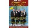 """""""Noaptea celor cinci tenori"""" şi """"Viena Magic"""", visurile a două nopţi de iarnă"""