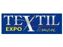 Live Text. TEXTIL EXPO & MORE LA A OPTA EDITIE