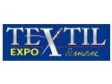 Live Text. TEXTIL EXPO & MORE LA A OPTA EDITIE