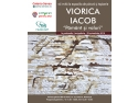 "iacob. Afisul expozitiei de pictura si tapiserie VIORICA IACOB - ""Pământ și valuri"""