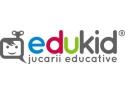 edukid. Logo www.edukid.ro